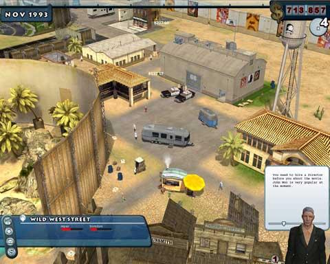 The Movies (PC) Screenshots - SwankWorld